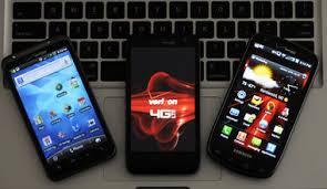 Reviewing Verizon s 4G LTE smartphones network Great speed es