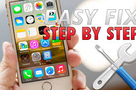 How to fix iPhone 5s Touchscreen not working Step by Step
