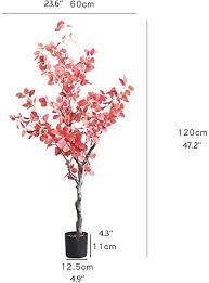 de haus kunstbäume künstliche baum eucalyptus
