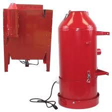 Diy Sandblast Cabinet Vacuum by 100 Central Pneumatic Blast Cabinet Reclaimer Kit Simple
