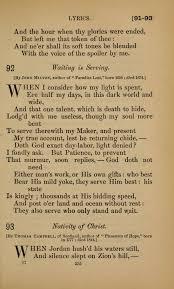 Sonnet 19 When I Consider How My Light is Spent His Blindness