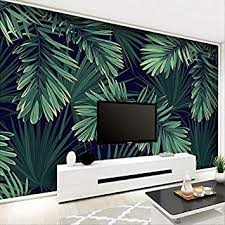 tapete tropical palm leaf 3d tapete wandaufkleber für
