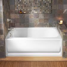 kohler bancroft alcove 60 x 32 soaking bathtub reviews wayfair