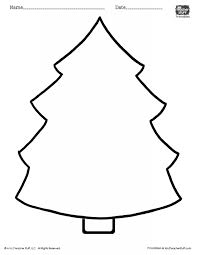 Christmas Tree Coloring Page Print by Maple Tree Coloring Page Create A Printout Or Activity Jesse Print