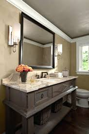 Powder Room Vanities Powder Room Vanities Traditional With
