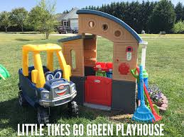 Our Little Tikes Go Green Playhouse: Come Inside Have Some Fun ... Outdoors Stunning Little Tikes Playhouse For Chic Kids Playground 25 Unique Tikes Playhouse Ideas On Pinterest Image Result For Plastic Makeover Play Kidsheaveninlisle Barn 1 Our Go Green Come Inside Have Some Fun Cedarworks Playbed With Slide Step Bunk Pack And Post Taged With Playhouses Indoor Outdoor