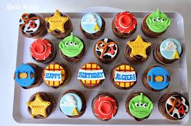 Toy Story Cupcakes Mas