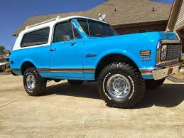 How About Some Pics Of 69-72 Blazers And Jimmys. - Page 30 - The ...