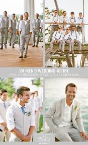 Best Beach Wedding attire for Men Guests