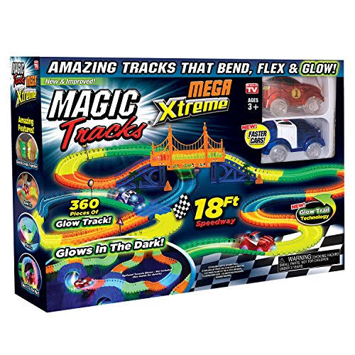Magic Tracks Extreme Mega Set as Seen on TV