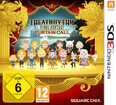 Final Fantasy Theatrhythm Curtain Call Best Characters by Final Fantasy Curtain Call
