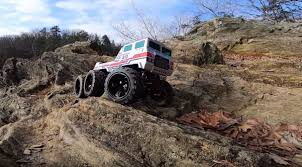 100 Rc Truck Video Tamiya DynaHead 6X6 OffRoad G601TR Video Review By RC Driver