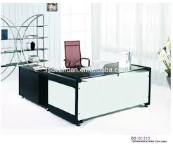 Tempered Glass Computer Desk by Glass Reception Desk Glass Reception Desk Suppliers And