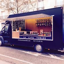 A Wine Truck! How Cool Is This. You Could Run It Around ...
