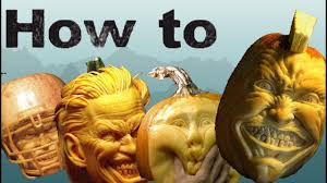 Minion Pumpkin Carving Tutorial by How To Carve Pumpkins Best Tutorial On Youtube Youtube