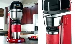 Kitchenaid Red 4 Cup Coffee Maker Plus Amazon Personal Was Brands To Frame Cool Kcm0402er