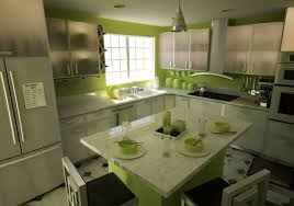 Classic Lime Green Kitchen Decoration In Home Tips Design Ideas For