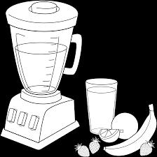 Blender Clipart Smoothie 5