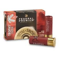 Federal Premium Vital-Shok, 12 Gauge, 2 3/4