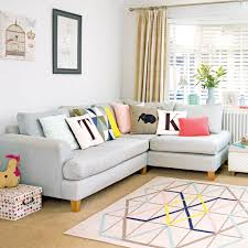 100 Sofa Living Room Modern Grey Living Room With Pastel Accessories And Lshaped Sofa Room