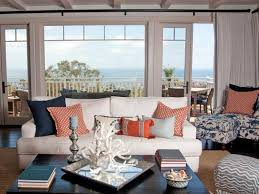 Teal And Orange Living Room Decor by Traditional Home Accents Orange And Teal Navy And Orange Living