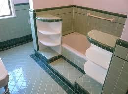 Bathroom Floor Tile Ideas Retro by Best 25 1950s Bathroom Ideas On Pinterest 1950s Home Retro