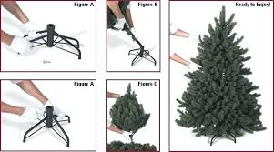 32 28 Socket Pre Wired Christmas Tree Artificial Trees Assembly Instructions