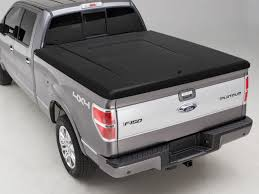 Tonneau/Bed Cover - 1 Piece, 6.5 Styleside Bed, Textured Black | The ...
