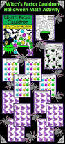 Halloween Math Multiplication Worksheets by 6115 Best Halloween Math Ideas Images On Pinterest Halloween