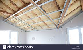 Insulating A Vaulted Ceiling Uk by Ceiling Joist Stock Photos U0026 Ceiling Joist Stock Images Alamy