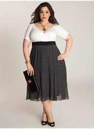 Plus Size Vintage Cocktail Dresses