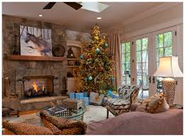 Southern Living Living Room Photos by 15 Beautiful Ways To Decorate The Living Room For Christmas