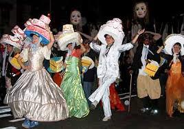 Greenwich Village Halloween Parade Street Closures by Halloween In New York City 2005 The Village Halloween Parade