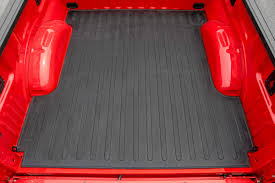Chevy Colorado Weathertech Floor Mats by Truck Bed Mats Exterior Parts Rough Country Suspension Systems
