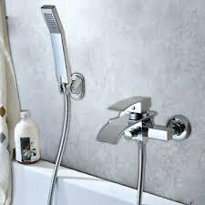 bad armatur wasserfall badewanne wasserhahn armaturen