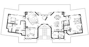 Interesting Excellent Bedroom Open Floor Plan House Plans Single Cool