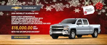 Parks Chevrolet Kernersville | Chevy Dealer In Kernersville, NC
