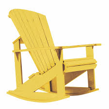 CR Plastic Products - Generations Adirondack Rocking Chair In Yellow -  C04-04 Jack Post Knollwood Classic Wooden Rocking Chair Kn22n Best Chairs 2018 The Ultimate Guide Rsr Eames Black Desi Kigar Others Modern Rocking Chair Nursery Mmfnitureco Outdoor Expressions Galveston Steel Adult Rockabye Baby For Nurseries 2019 Troutman Co 970 Lumbar Back Plantation Shaker Rocker Glider Rockers Casual Glide With Modern Slat Design By Home Furnishings At Fisher Runner Willow Upholstered Wood Runners Zaks