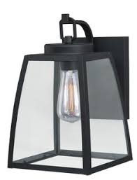 64 99 costco eldin led black outdoor wall mount lantern