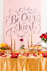 Kitchen Tea Themes Ideas by 42 Best Beauty And The Beast Party Ideas Images On Pinterest