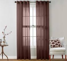 Brylane Home Grommet Curtains by Faux Silk Grommet Panel Curtains U0026 Drapes Brylanehome Fresh