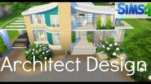 100 Architect Design Home The Sims 4 S YouTube