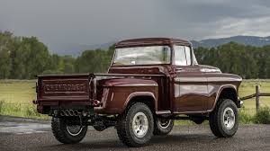100 Older Chevy Trucks Legacy Classic Returns With 1950s NAPCO 4x4