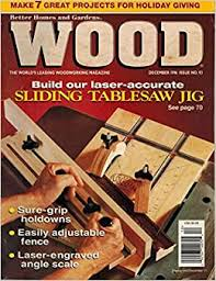 104 Wood Homes Magazine Better And Gardens Issue 93 December 1996 The World S Leading Working Staff Amazon Com Books