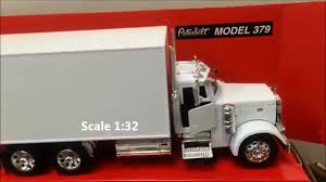 Peterbilt 379 Toy Box Truck - YouTube