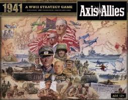 Why Are There So Many Different Versions Of Axis Allies