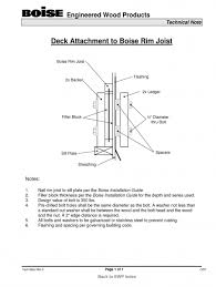 Floor Joist Span Table Deck by 100 Tji Floor Joists Span Table Trus Joist Framer S Pocket