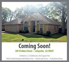 3 Bedroom Houses For Rent In Lafayette La by Property For Sale Lafayette House For Sale La Real Estate