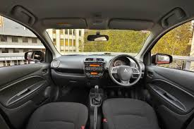 2015 Mitsubishi Mirage hatch on sale from $11 490