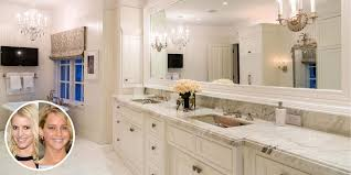 Marilyn Monroe Bathroom Sets by Celebrity Bathrooms Most Insane Celebrity Bathrooms Kris Jenner